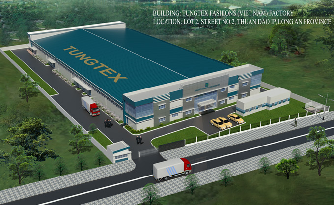 TUNGTEX FASHIONS (VIET NAM) FACTORY